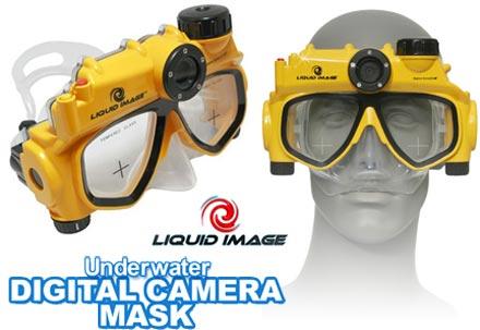 Liquid Image introduces Digital Underwater Camera Mask ...