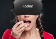 Canbor Vr Headset Review