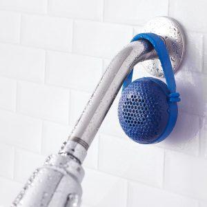 AmazonBasics Ultra-Portable Nano Bluetooth Speaker – Blue
