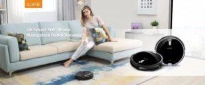 ILIFE All-New A8 Robot Vacuum
