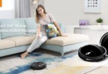 ILIFE All-New A8 Robot Vacuum