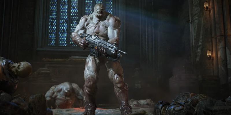 Checa El Increble Triler De Lanzamiento Para Gears Of War 4