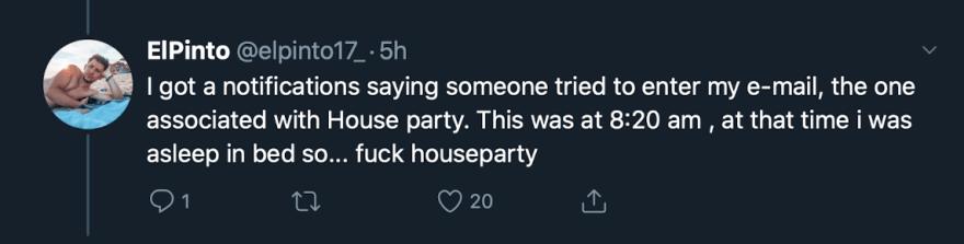 Houseparty hack 2
