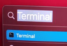 macOS Terminal