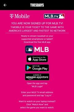Redeem MLB complete