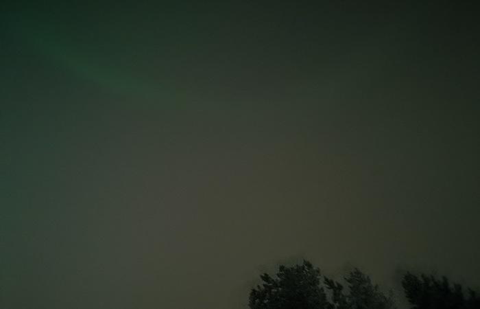 Northern Lights Huawei Mate 20 Pro