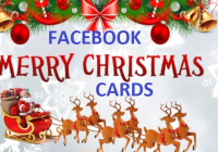 Facebook Christmas Cards 2020 – Merry Christmas Greetings for Facebook