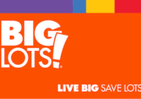 Big Lots Credit Card – Big Lots Credit Card Application