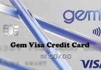 Activate your Card – Gem Finance | latitude Gem Visa Card