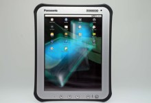 Panasonic's Toughbook tablet aims to make your tablet look like a wuss