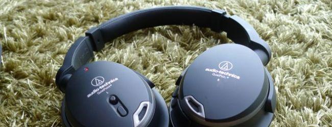 Goondu review: Audio Technica ATH-ANC9 QuietPoint