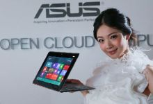 A preview of touch-screen laptops at Computex
