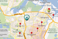 """Help log where the """"potholes"""" are in Singapore's 3G coverage"""