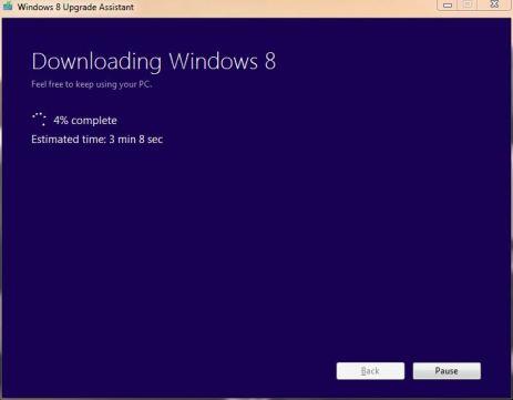 windows download over fibre