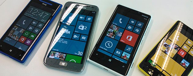 Hands-on: Windows Phone 8 launch devices from Nokia, HTC, Samsung
