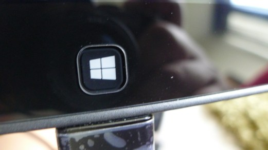 Dell Latitude 10 Windows button