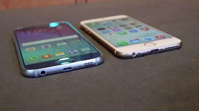 s6 iphone 6