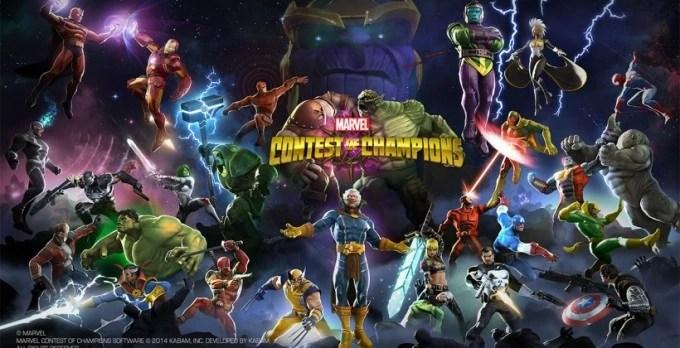 Marvel contest of champions winning tips