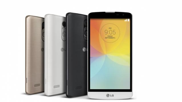 LG Bello ll LG Max LG Prime ll