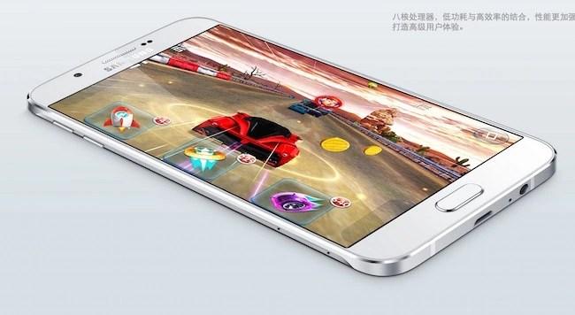 Samsung Galaxy A8 Gaming Performance