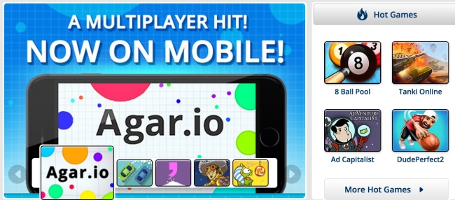 miniclip fun websites for free online games