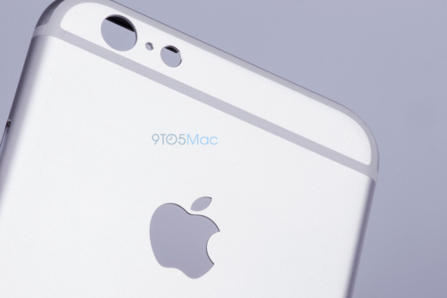 iPhone 6S back Metal Housing
