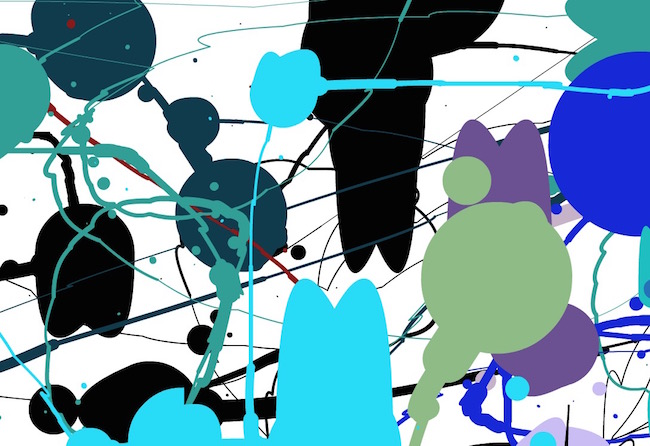 splatter paint online On a fun and cool website