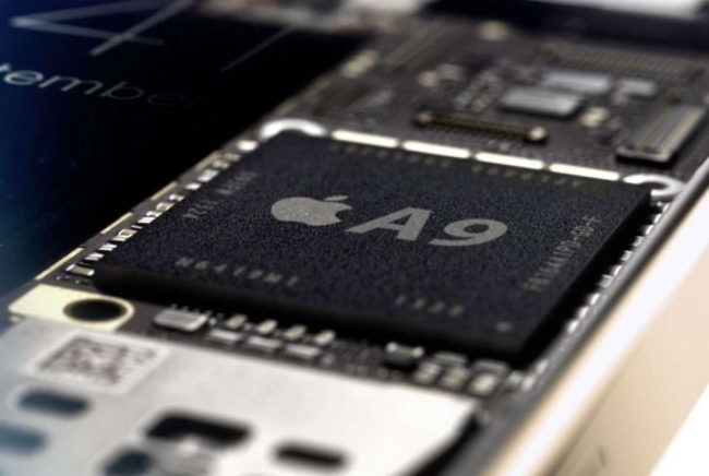 Apple A9 And A9X benchmark score