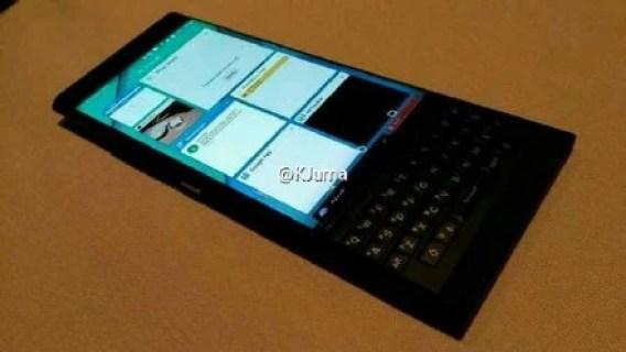 Blackberry Venice real image