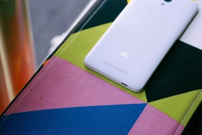 Xiaomi Redmi Note 2 Back
