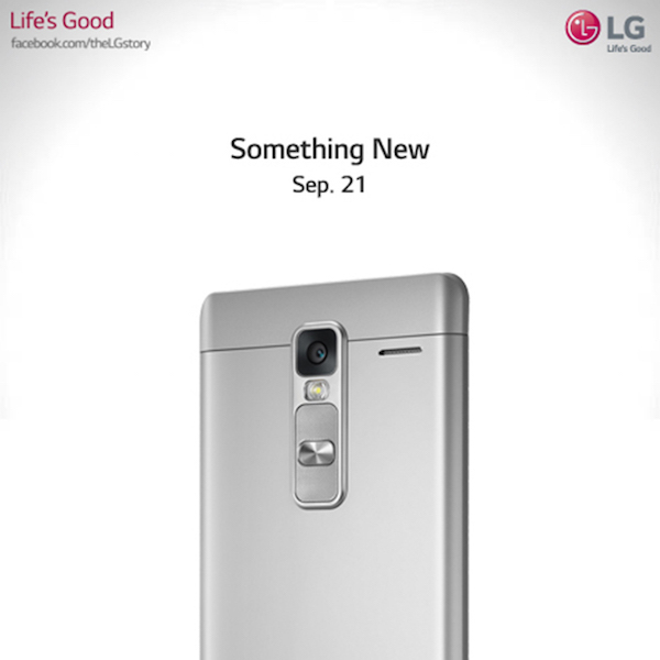 LG V10 and LG H740 launch date 21 September