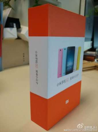 Mi 4c packaging