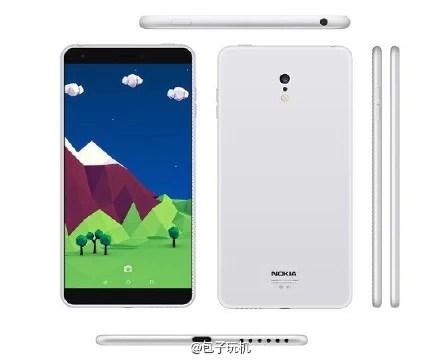Nokia C1 Images