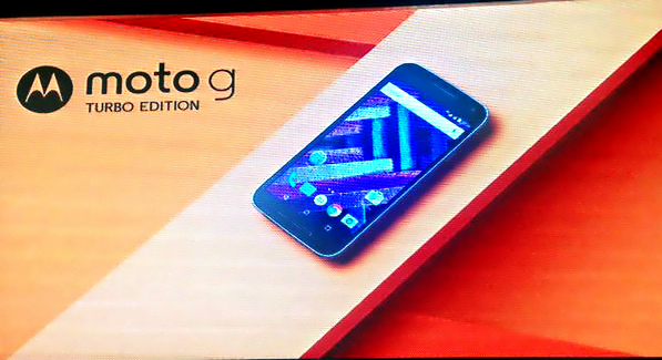 Moto G turbo edition tech specs