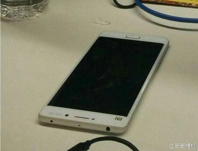Xiaomi Mi 5 leaked image