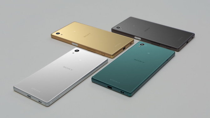 Xperia Z5 series for US