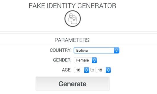 Fake ID Generetor