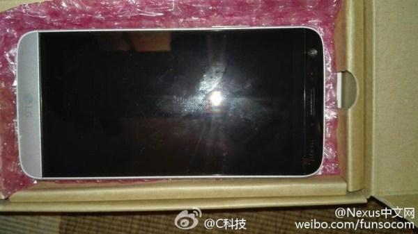 LG G5 Design