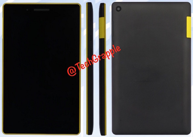 Lenovo TB3-710I Android tablet