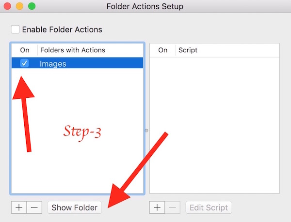 Modify hidden files on Mac