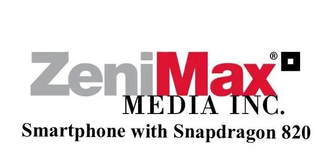 Zenimax Media Inc Smartphone