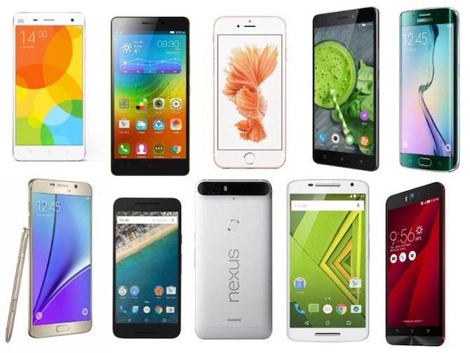 Unlocked Smartphones 2015