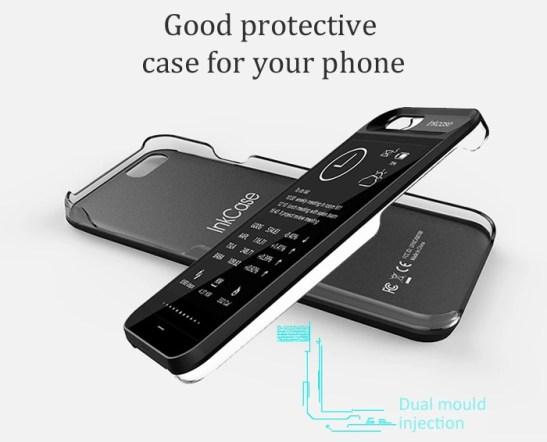 iPhone E-ink case