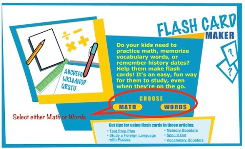 Flash Card Maker