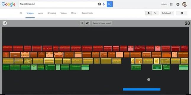 Google Atari Breakout