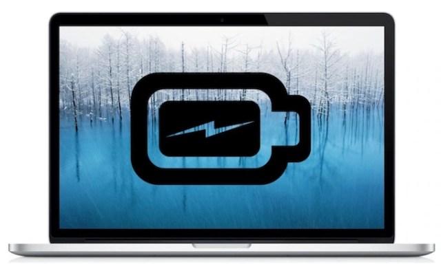 MacBook Battery LIfe Boost