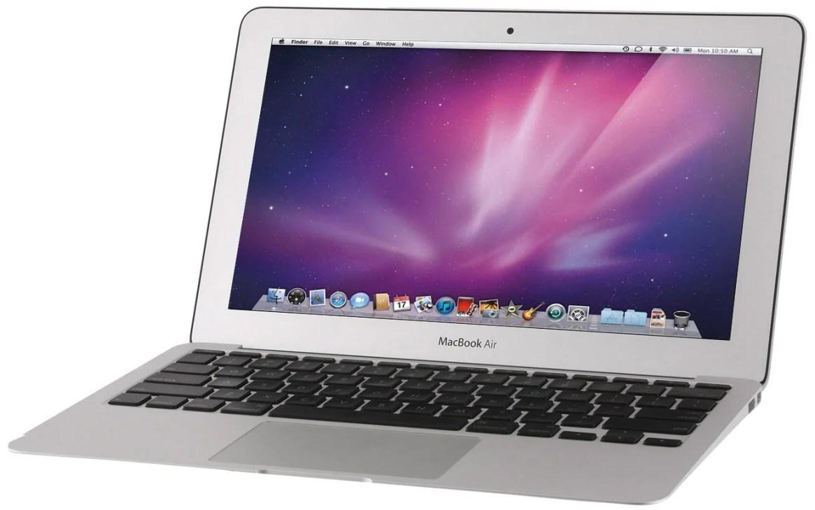 MacBook Air late 2010