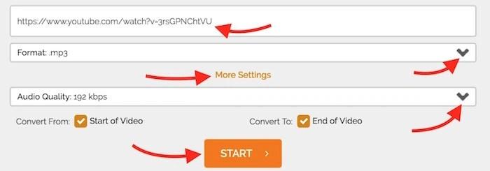 Online Video Converter Tool