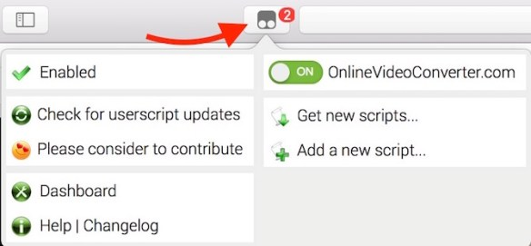 Script Add verification
