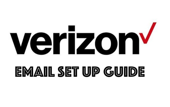 Verizon Email Set up guide